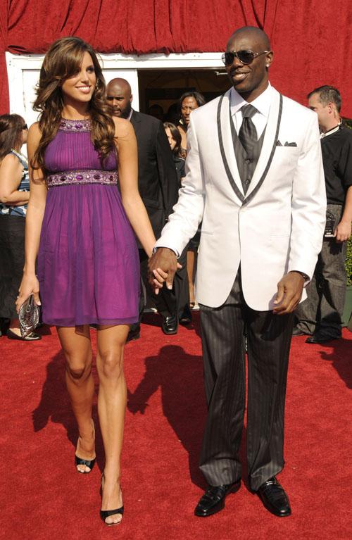 Terrell Owens Girlfriend Now 2011